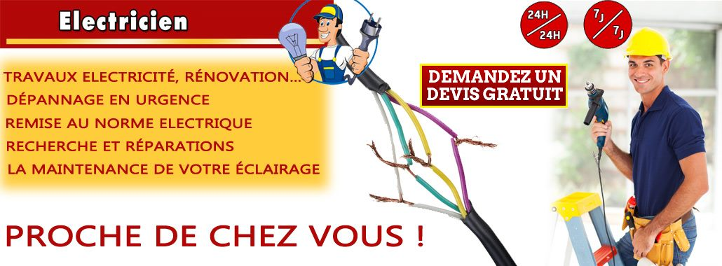 Electricien Coulommiers, 77 - Laurent installations electrique Coulommiers 01.64.949.951